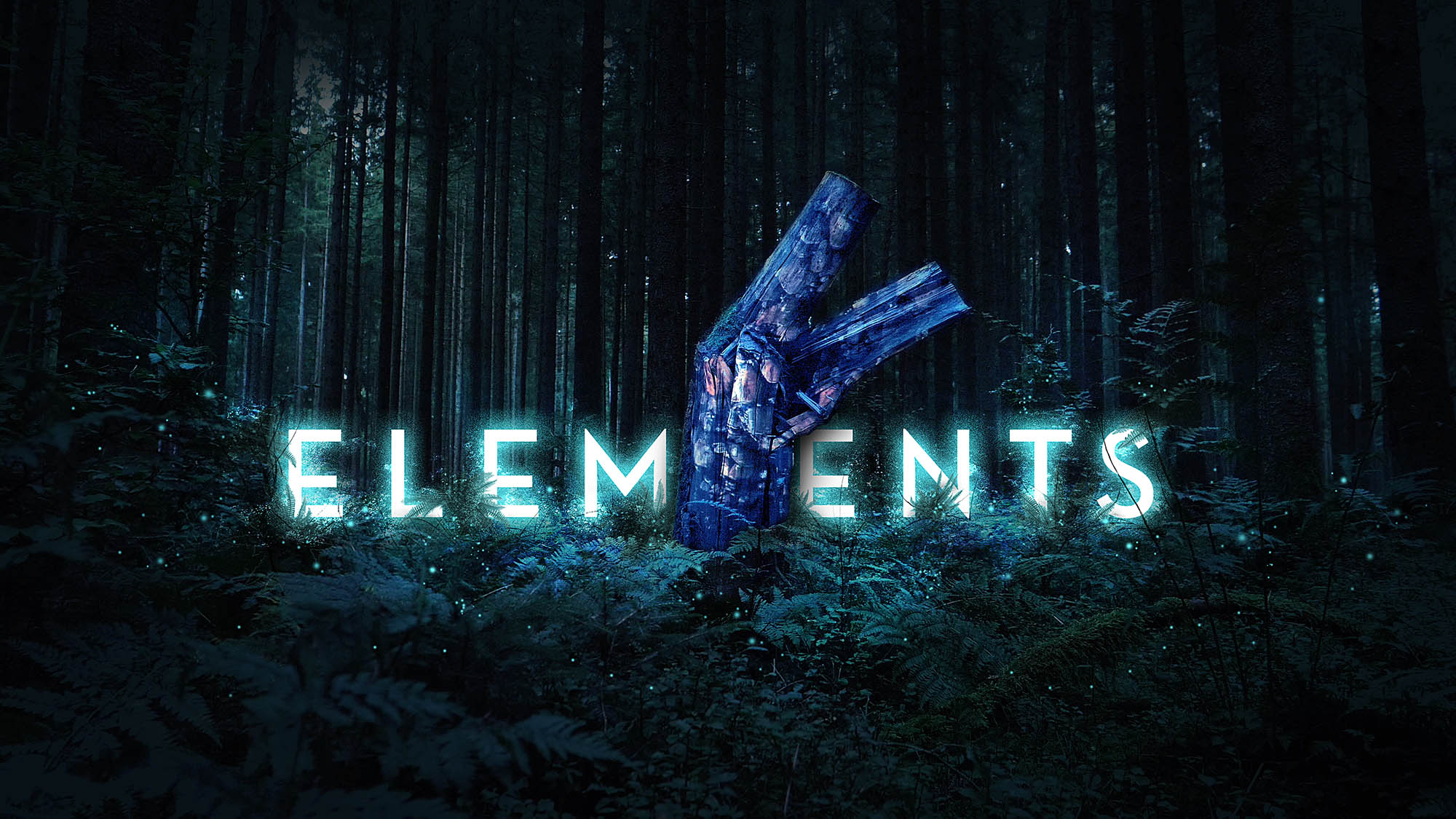 Elements - Projectionmapping short movie