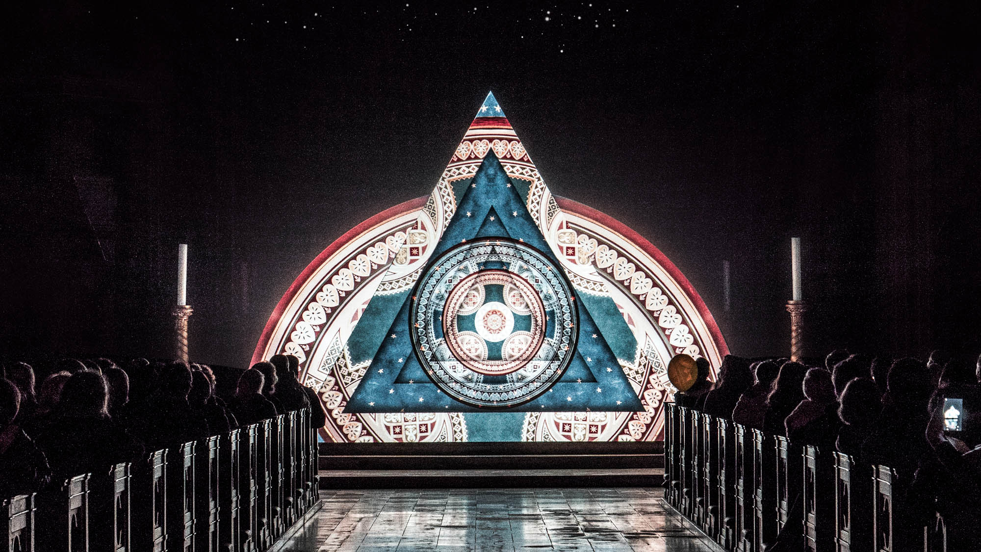 Trinity - Immersive Videomapping Show
